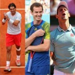 "Thể thao - ""Big 3"" Nadal-Djokovic-Murray thống trị năm 2013"