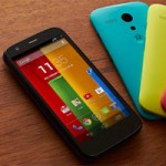 Thời trang Hi-tech - Motorola Moto G: Smartphone lõi tứ giá cực mềm