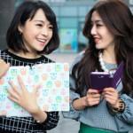 Thời trang Hi-tech - Kiều nữ đẹp dịu dàng bên smartphone