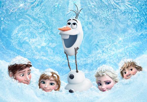 Frozen: Bom tấn hoạt hình cho mùa Giáng Sinh - 2