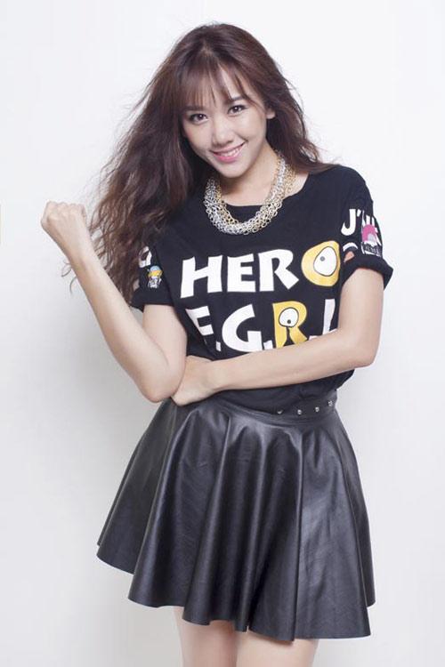 Hari Won: Hương vị Hàn của showbiz Việt - 11