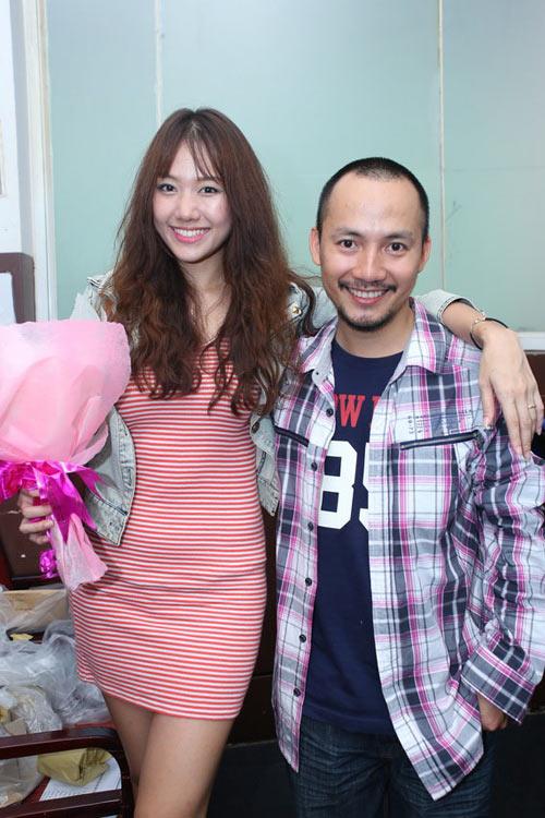Hari Won: Hương vị Hàn của showbiz Việt - 12