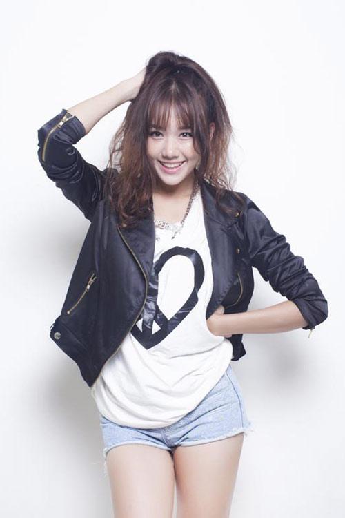 Hari Won: Hương vị Hàn của showbiz Việt - 6