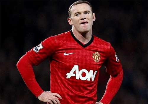 """MU chi 52 triệu bảng """"trói chân"""" Rooney - 1"""