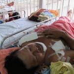 Sức khỏe đời sống - Cứu sống bệnh nhân bị đâm 14 nhát