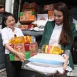 Ca nhạc - MTV - Hà Hồ, Lệ Quyên giản dị đi từ thiện