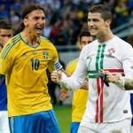 Bóng đá - BĐN–Thụy Điển: Trên đôi vai Ronaldo-Ibra
