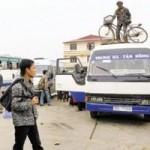 Tin tức trong ngày - Mua vé tàu, xe Tết cũng cần chứng minh nhân dân