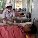 Sức khỏe đời sống - Bệnh nhân mắc sốt xuất huyết giảm tiểu cầu tăng vọt
