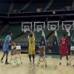 Thể thao - Sao NBA ném rổ ra bản nhạc rất sáng tạo