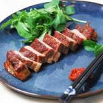 Ẩm thực - Thịt ba chỉ nướng kiểu Hàn ngon mê