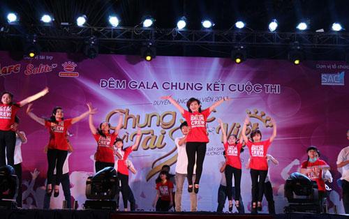 Đêm Gala hoành tráng của cuộc thi tài sắc Việt - 4