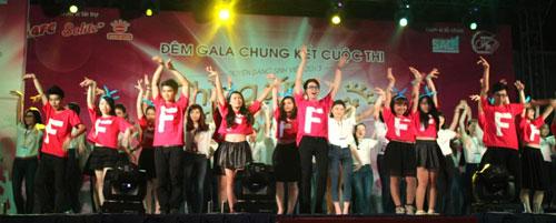 Đêm Gala hoành tráng của cuộc thi tài sắc Việt - 1