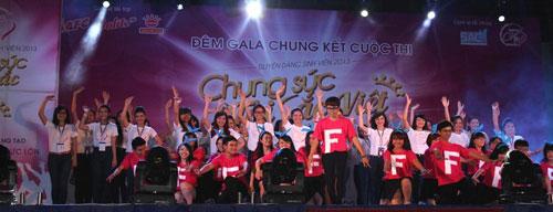 Đêm Gala hoành tráng của cuộc thi tài sắc Việt - 3