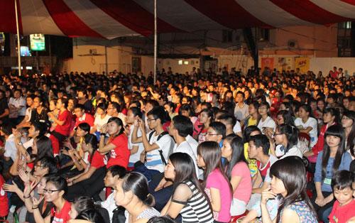Đêm Gala hoành tráng của cuộc thi tài sắc Việt - 2