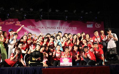 Đêm Gala hoành tráng của cuộc thi tài sắc Việt - 5