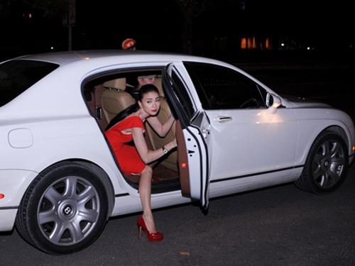 Siêu xe 7 tỷ của Ngô Thanh Vân bị bắt vì biển giả - 2