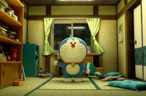 Tranh cãi Doraemon phiên bản 3D - 4