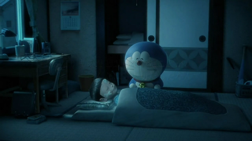 Tranh cãi Doraemon phiên bản 3D - 3