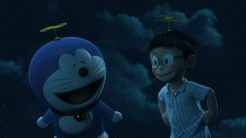 Tranh cãi Doraemon phiên bản 3D - 2