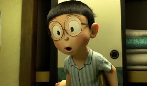 Tranh cãi Doraemon phiên bản 3D - 5