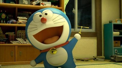 Tranh cãi Doraemon phiên bản 3D - 11