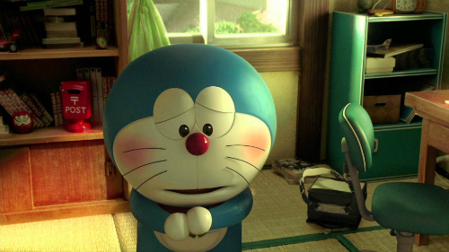 Tranh cãi Doraemon phiên bản 3D - 12