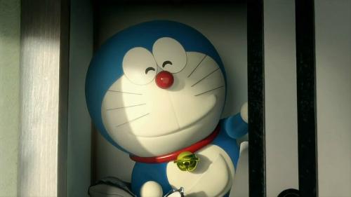 Tranh cãi Doraemon phiên bản 3D - 10