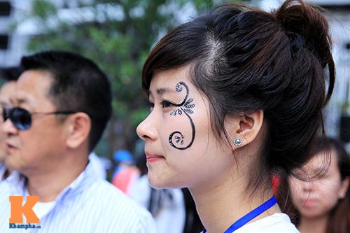 Thiếu nữ Việt điệu đà diện hanbok - 10