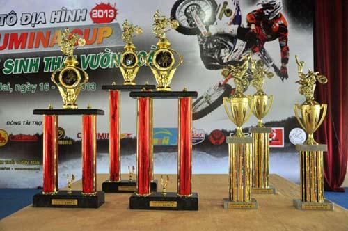 Giải đua mô tô địa hình Việt Nam hứa hẹn hấp dẫn - 1