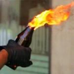 An ninh Xã hội - Nửa đêm đổ xăng đốt người tình
