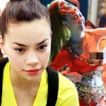 Ngôi sao điện ảnh - Hà Hồ bức xúc vì Ngân Khánh bị phạt vụ lộ ngực