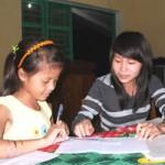 Giáo dục - du học - Tiếng trống học đêm dưới đỉnh Ngọc Linh