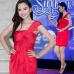 Thời trang - Hoa hậu Diễm Hương trổ tài múa Khmer