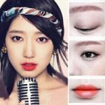 Trang điểm đẹp như Park Shin Hye