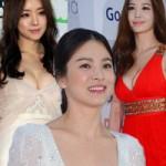 """Phim - Song Hye Kyo """"đánh bật"""" siêu vòng 1"""