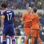 Bóng đá - Nhật Bản - Hà Lan: Phần thưởng xứng đáng