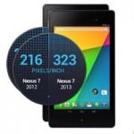Nexus 7 mới chính thức lên kệ