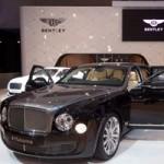 Ô tô - Xe máy - Vẻ đẹp Bentley Mulsanne Shaheen 2014