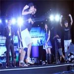 Ngất ngây phút đăng quang của Sài Gòn Team