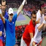 Thể thao - CK Davis Cup, ngày 2: Kịch chiến đánh đôi