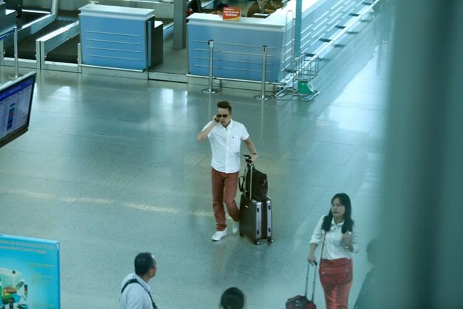 """Cao Thái Sơn bị """"làm khó"""" ở sân bay - 7"""