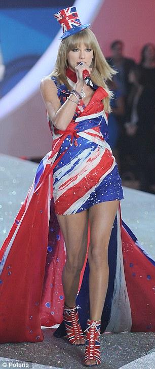 """""""Taylor Swift không hợp làm thiên thần nội y"""" - 11"""
