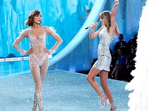 """""""Taylor Swift không hợp làm thiên thần nội y"""" - 14"""