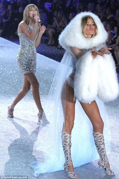 """""""Taylor Swift không hợp làm thiên thần nội y"""" - 9"""
