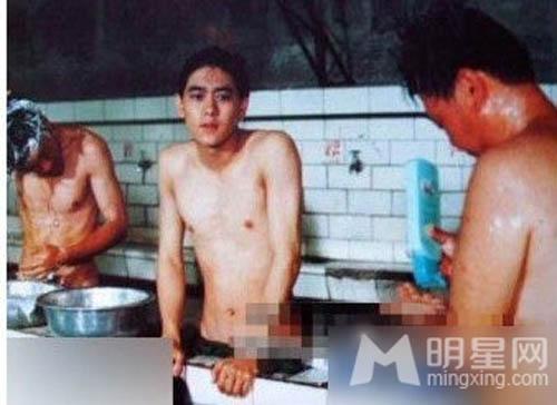 Lộ ảnh nóng của 4 ông bố hot nhất Cbiz - 7