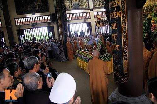 Nghìn người dự lễ dâng hương 49 ngày Đại tướng - 5