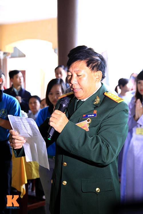 Nghìn người dự lễ dâng hương 49 ngày Đại tướng - 11