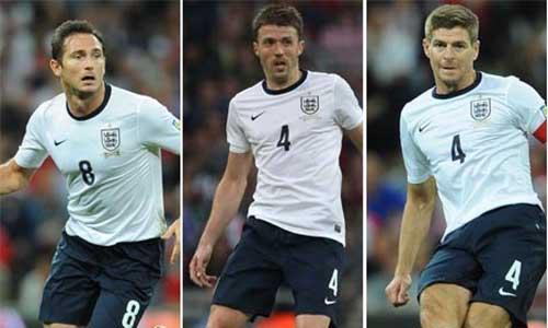 ĐT Anh: Chỉ là đội bóng hạng hai - 2