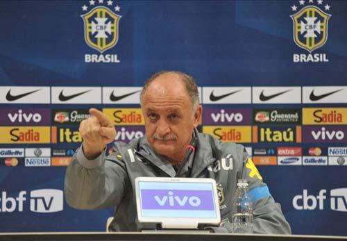 Brazil chưa thể sánh ngang với Đức, TBN - 1